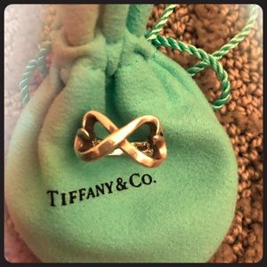 Authentic Vintage Tiffany's - Paloma Picasso Ring